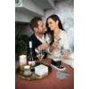 Kép 2/5 - Love box - borválogatás és társasjáték (fehér)