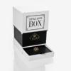 Kép 4/5 - Love box - borválogatás és társasjáték (fehér)
