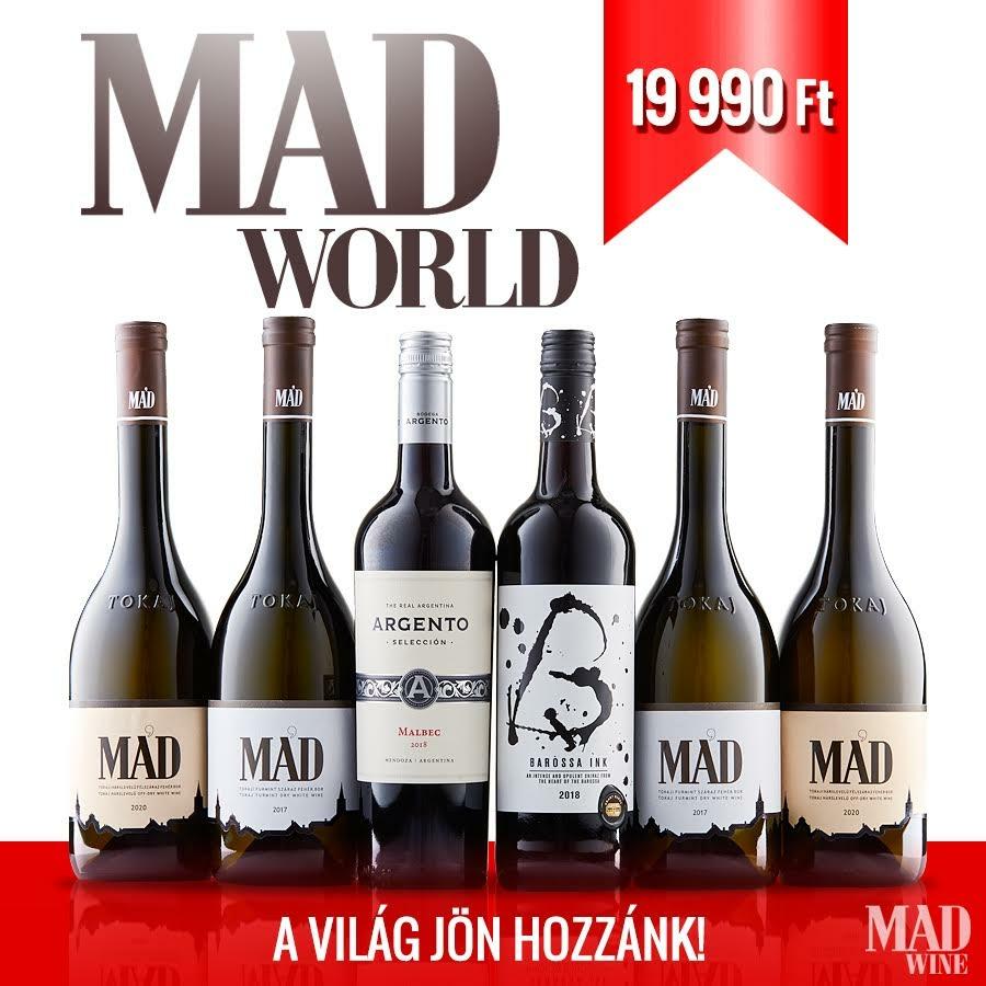 MAD WORLD 1.0 - A világ jön hozzánk!