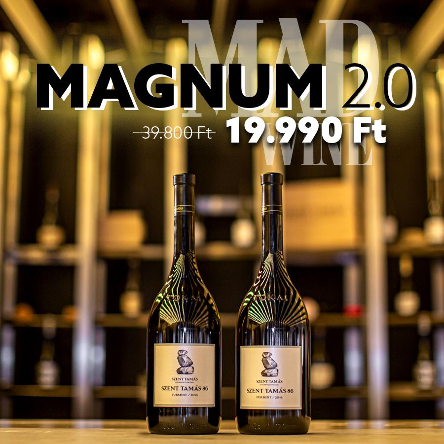 Nagyágyúk 2.0 – Magnumok soha nem látott áron