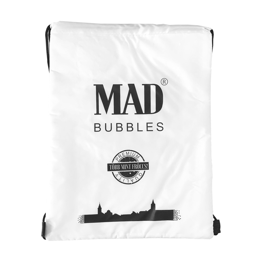 MAD Bubbles hűtőtáska - fehér