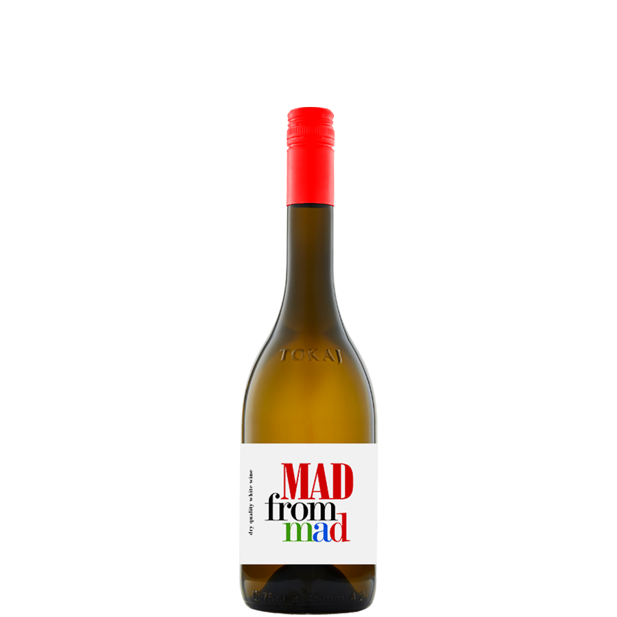 MAD FROM MAD - száraz 2017 / 0,75l