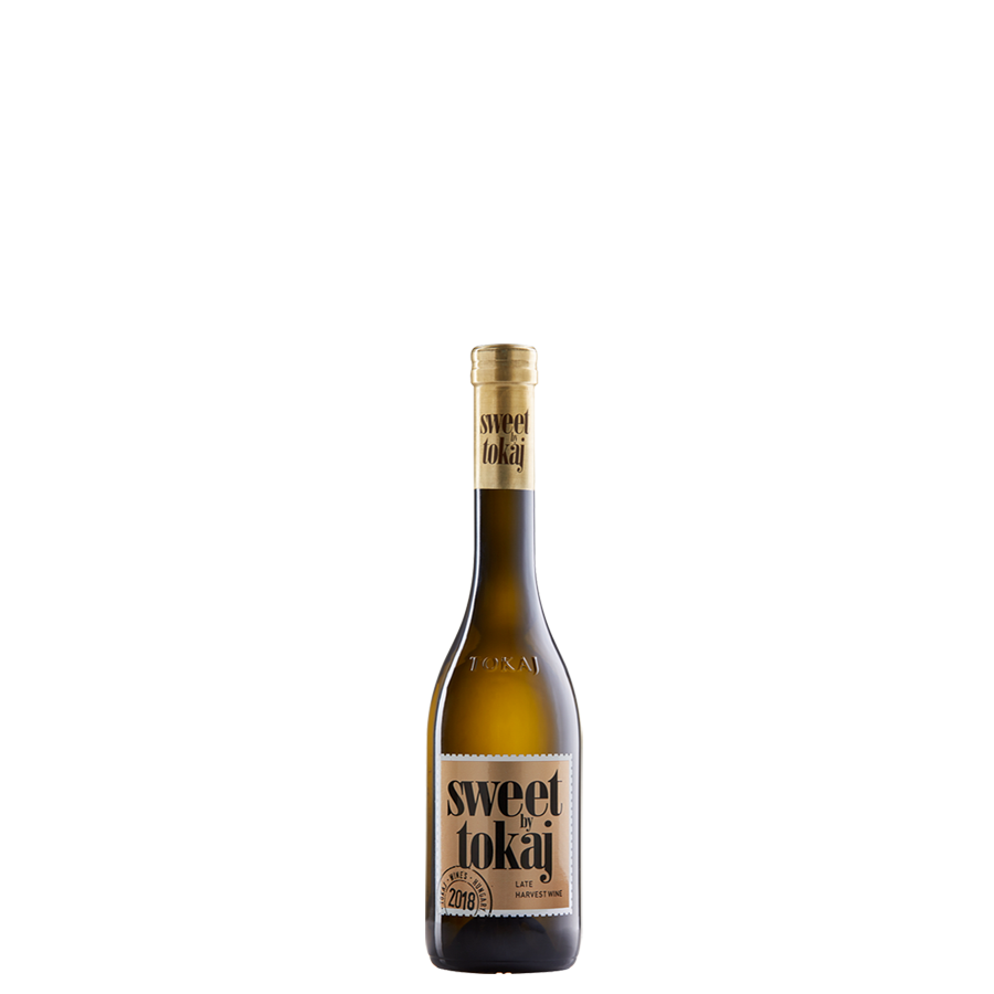 SWEET BY TOKAJ édes - 2018 / 0,375l